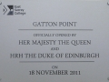 gatton_point_plaque