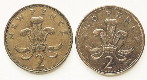 2p coin comparison