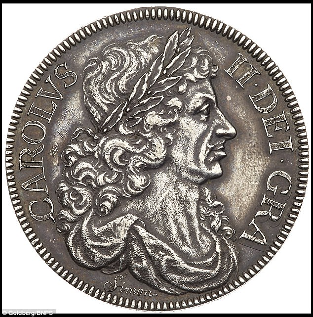 rare engraved coin