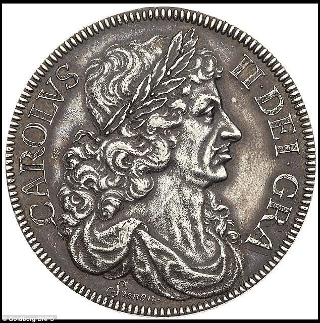 rare engraved coin
