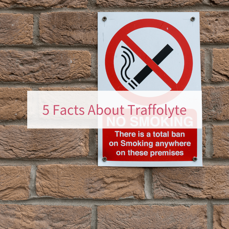5 Facts About Traffolyte